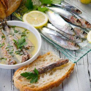 Ryba z Chorwacji