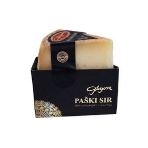Paški sir (twardy ser owczy)