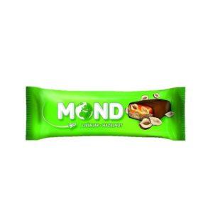 Batonik czekoladowy z orzeszkami laskowymi Mond 40g