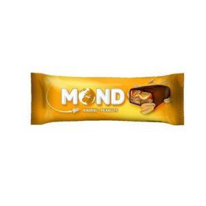 Batonik czekoladowy z orzeszkami ziemnymi Mond 40 g