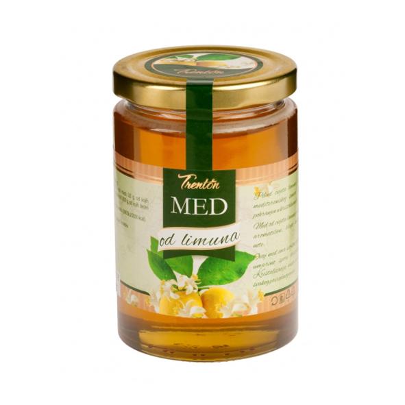 Miód cytrynowy Chorwacja 450 g