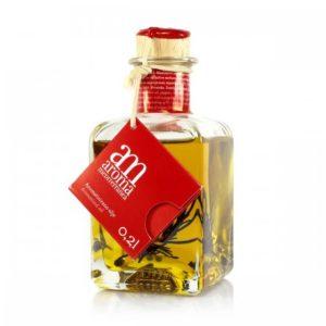 Oliwa z oliwek aromatyzowana