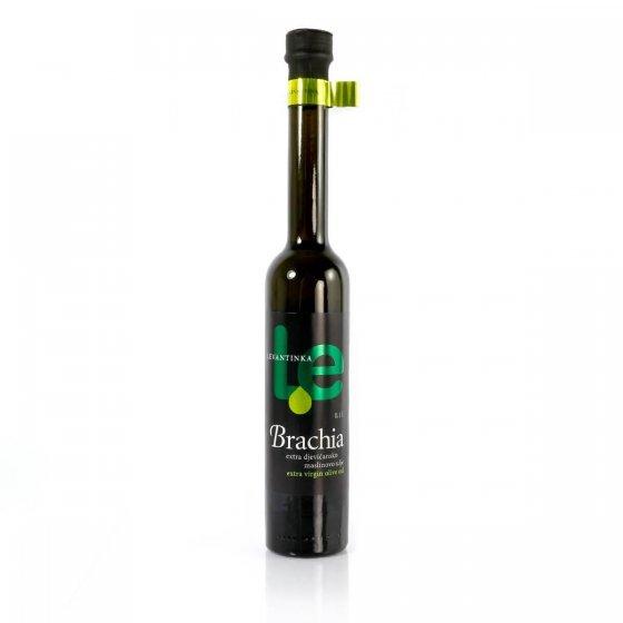 Oliwa z oliwek odmiany Levantivka
